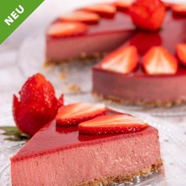 Erdbeer-Bavaroise