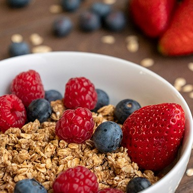 Granola-Frühstücksflocken