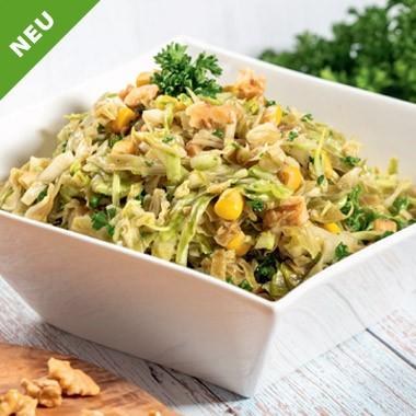 Spitzkohl-Salat
