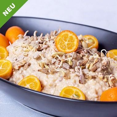 Sprossen-Powerfrühstück