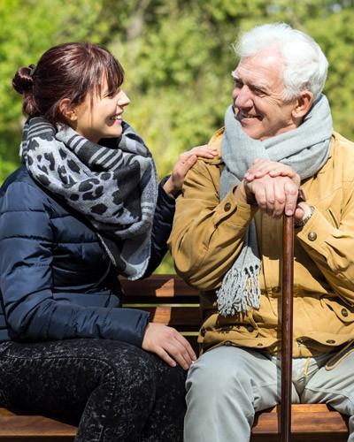Altern – Herausforderung zwischen DEN Sorgen und DEM Sorgen