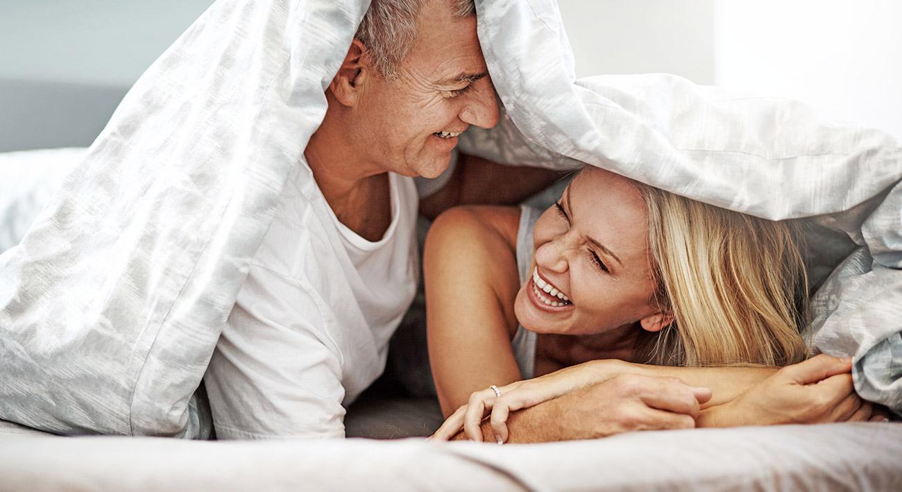 Tiefe Intimität und Sexualität erleben